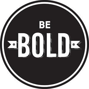 1. 2. 3. Bold Shifts