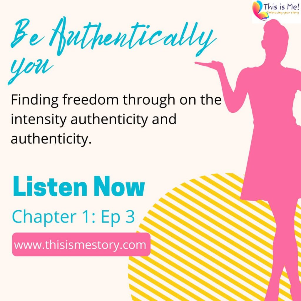 Be Authentically You